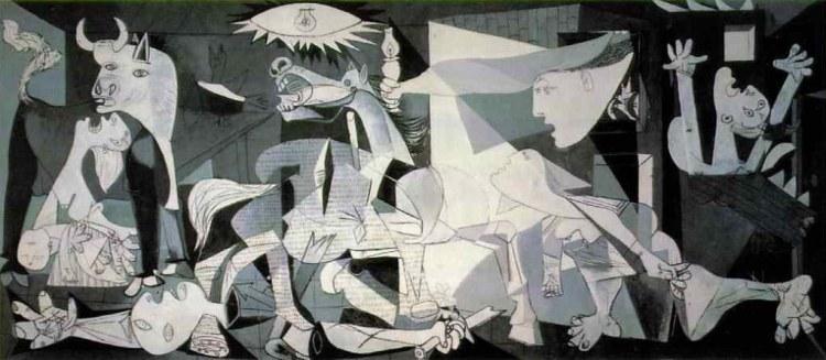 Guernica/Picasso
