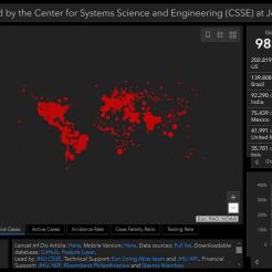 2020 - COVID 19 (Global Pandemic)